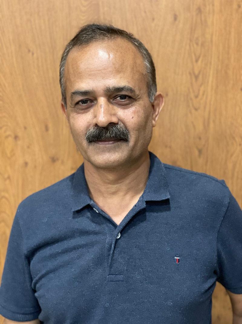 Dr. Arun Mahajan